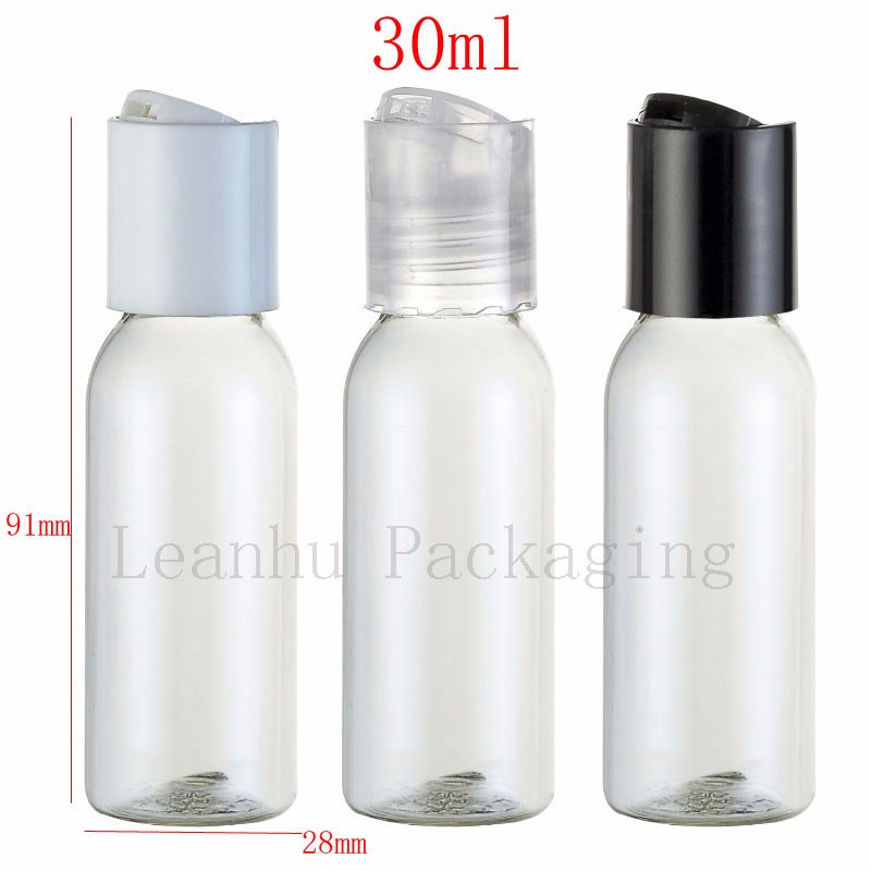 30ml-transparent-bottles-with-disc-top-cap-(1-)