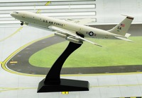 IF 200 1: 200 US Air Force E 8C Air reconnaissance aircraft model Boeing 707 300 Alloy aircraft model Favorites Model