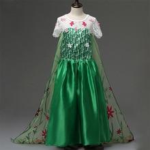 fasion nice child girl dresses princess dress for girls cinderella costumes child 2016 fancy dress kids