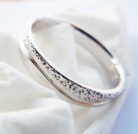 Sterling Silver Plain Band Ring 3 5MM Handmade All Size