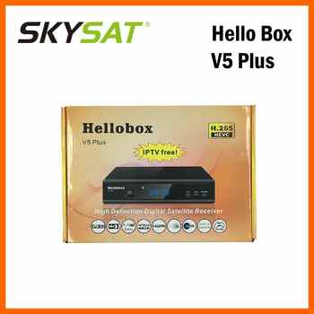 Hellobox V5 Plus support H 265 Autoroll PowerVu Auto roll Biss