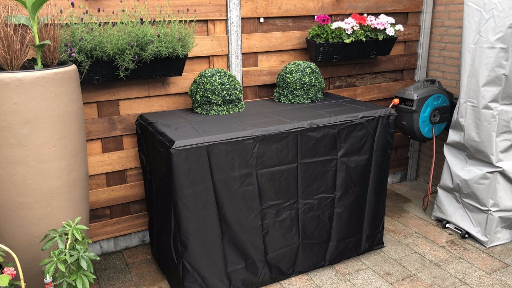 Patio Furniture cover Custom made,MOQ 1 pc Logo print available,durable quality material,all weather proof Outdoor use