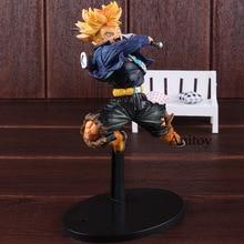 Dragon Ball Z BWFC Super Saiyan Trunks Figure PVC Action Figure Model Dragonball Trunks Toys