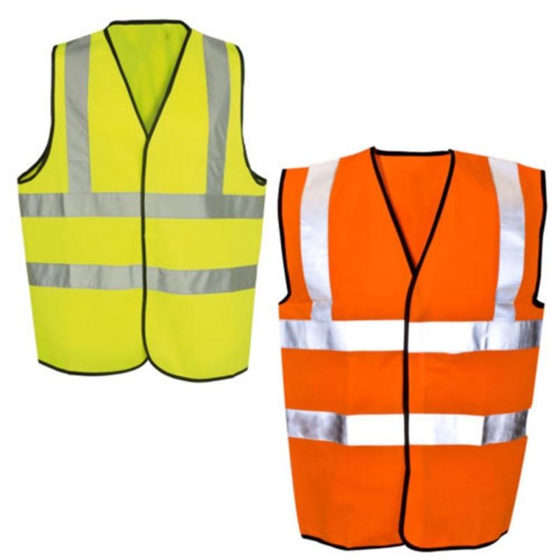 Safety, Vis, High-Viz, Vest, New, High