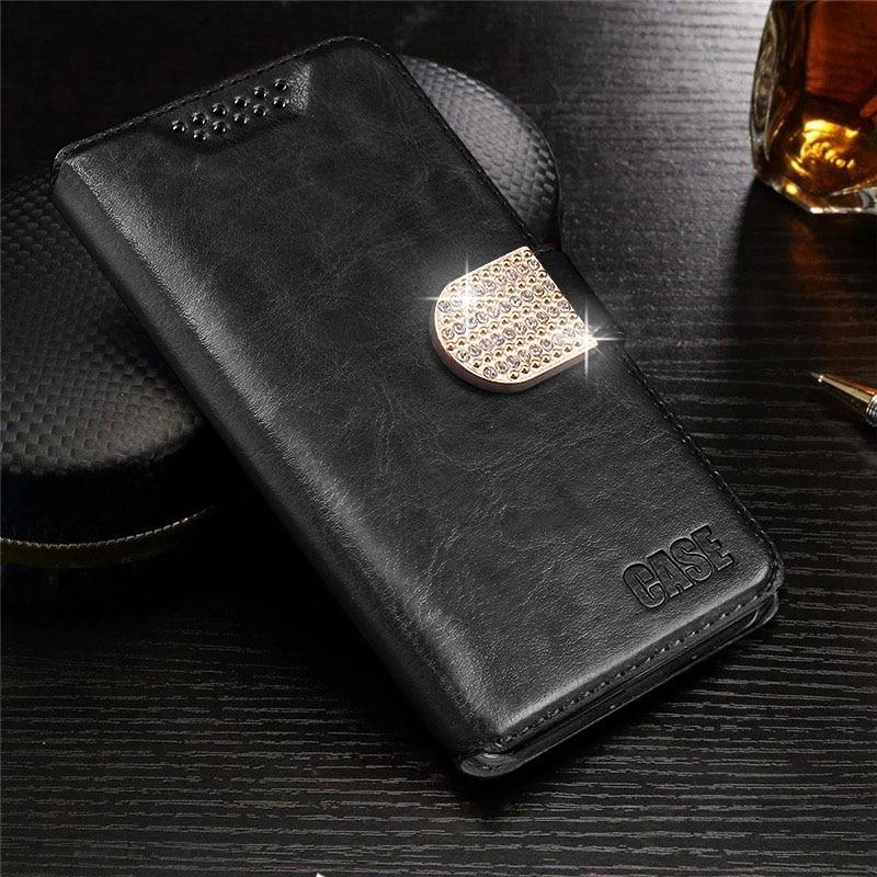 Cubot Note S Case 5.5 Lüks Orijinal PU Dəri örtük üçün Cubot - Cib telefonu aksesuarları və hissələri - Fotoqrafiya 6