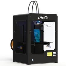 Обновления DX02 300*250*300 мм двойной экструдер creatbot 3D принтер 3D-принтеры машина с SD Card/памяти карты Бесплатная
