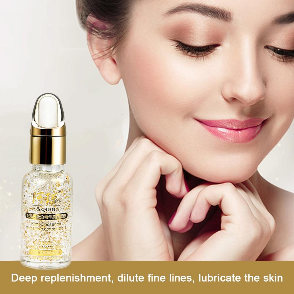 24 К золота шеи против морщин Сущность эффективного шеи укрепляющий крем для затянуть кожи высокого класса ухода за кожей Шеи код