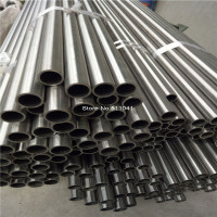 titanium tube titanium pipe diameter 25mm*2mm thick *1000 mm long ,5pcs free shipping,Paypal is available