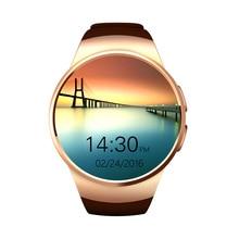 Kw18 Bluetooth Smart Watch SmartWatch Phone support SIM TF Card Fitness wristwatch for apple samsung gear