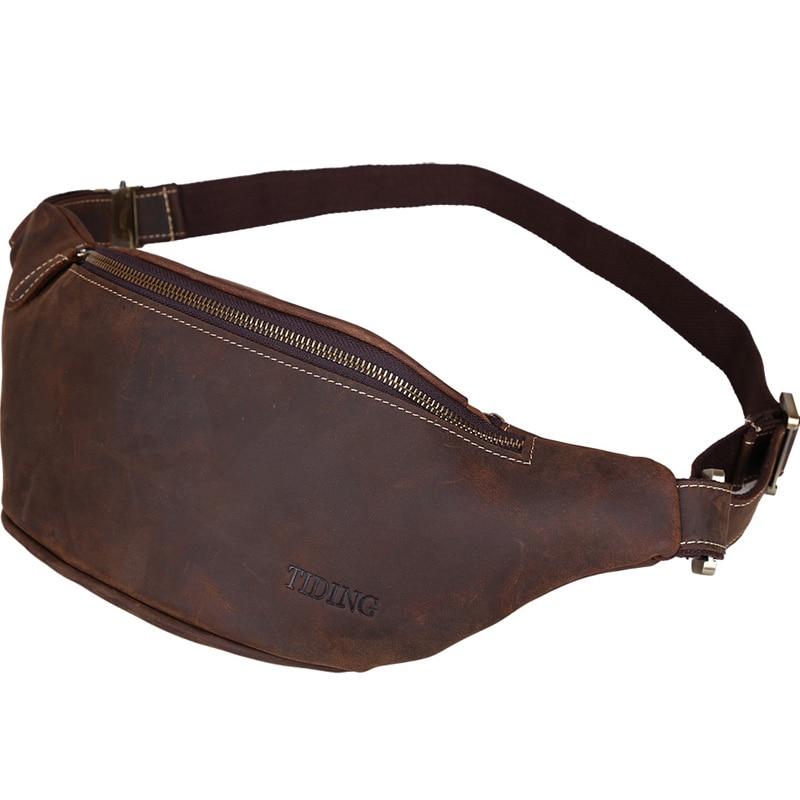 962ab1fac153 Весть прочный кожа поясная сумка Военная Униформа натуральной кожи поясная  сумка кошелек на пояс коричневый 3021 купить на AliExpress