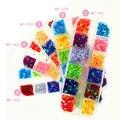 3000 pçs/set Mix Projetos Acrílico UV Gel Decoração de Unhas, 3d Glitter Lantejoulas Da Arte Do Prego, Manicure diy Acessórios Do Prego