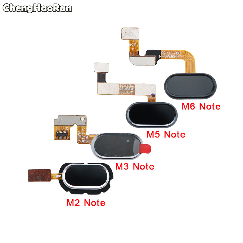 Chenghaoran Ribbon Replacement-Parts Flex-Cable Fingerprint M6 Note Meizu M2 Id-Sensor