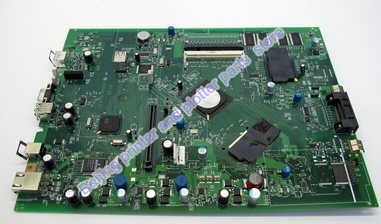 Free shipping 100% test  for HP6030 6040 Formatter board  Q7542-60003 Q3938-67977 on sale free shipping 100% tested for hp2420 2420n formatter board q6507 61004 q3955 60003 on sale