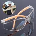 Защитные очки, пыленепроницаемые очки, прозрачные фотолабораторные стоматологические очки, защитные очки от брызг и ветра