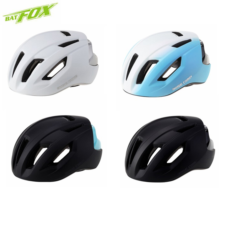Cycling Helmet night warning strip bike helmets ultralight integrally-molded mtb bike helmets road bicycle helmet casco ciclismo