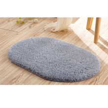 Absorbent Soft Memory Foam Bath Bathroom Bedroom Floor Mat Shower Rug Non-slip bathroom carpets absorbent non slip floor mat soft thicken plush shower mat bath bathroom floor foam rug bedroom bedside mat