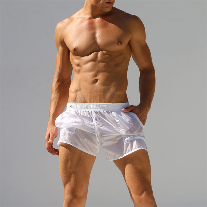 maiô homem nadar shorts praia mayo de praia homens maillot de bain