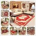 Неоклассические ковры в европейском стиле для гостиной  спальни  прикроватный пол  коврики и ковер  журнальный столик  Роскошный Коврик