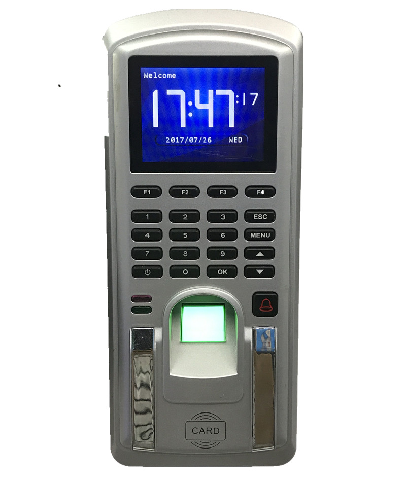 Realand Fingerprint Access control Terminal Fingerprint / Password Time Attendance Access control System MF151 With 125Khz Card realand 2 8 inch tft biometric fingerprint attendance fingerprint time clock terminal with 125khz card
