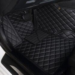 Автомобильный коврик для ford fusion fiesta mk7 s-max ranger explorer 5 Mondeo kuga Edge аксессуары водонепроницаемые ковры