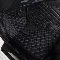 Car Believe car floor mat For ford fusion fiesta mk7 s max ranger explorer 5 Mondeo kuga Edge accessories waterproof carpet rugs