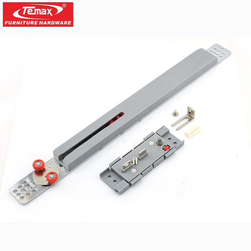Temax Cabinet Door Window Soft Close Sliding Door Roller Hardware Damper Buffer M939A China new style in 2016 cabinet door damper buffer buffer rod bumper surface mounted silencer buffer cabinets