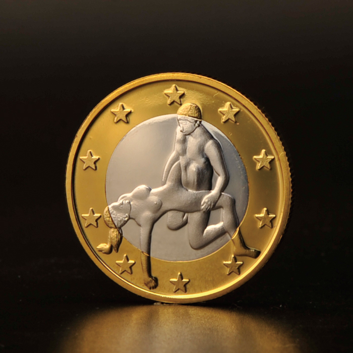 Hot Sale 2015 Germany Sexy Sexy Commemorative Coin Ww2