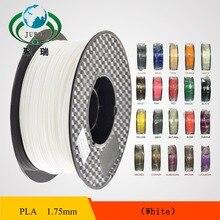 MakerBot/RepRap/UP/Mendel 3d drucker filament PLA 1,75mm 10 Mt Kunststoff-gummi-material-verbrauchsmaterial