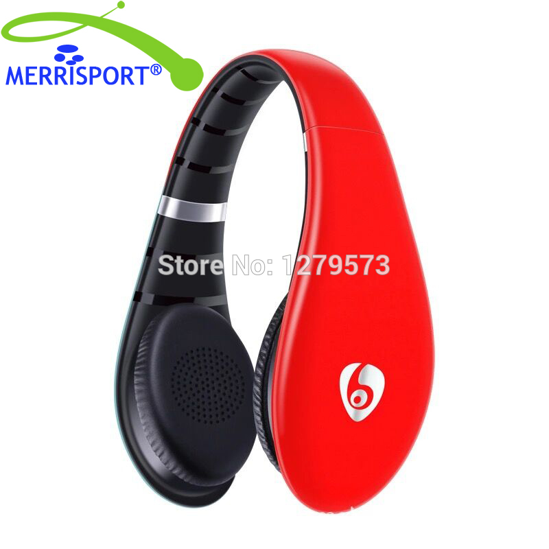MERRISPORT Wireless Bluetooth Over Ear Headphones Super Bass 4.1 Stereo Music Headsets for Cellphones Laptop Tablet TV Headphone merrisport wireless bluetooth foldable over ear headphones headsets with mic for for cellphones ipad iphone laptop rose gold