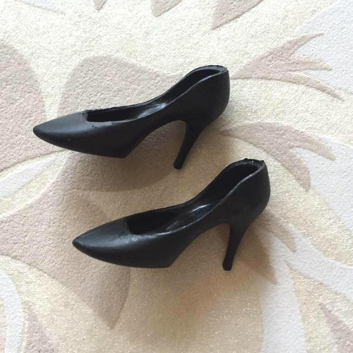Nuevos estilos pie plano tacón alto Zapatos para elegir accesorios para  muñeca liicca li003 ad240112ca5a