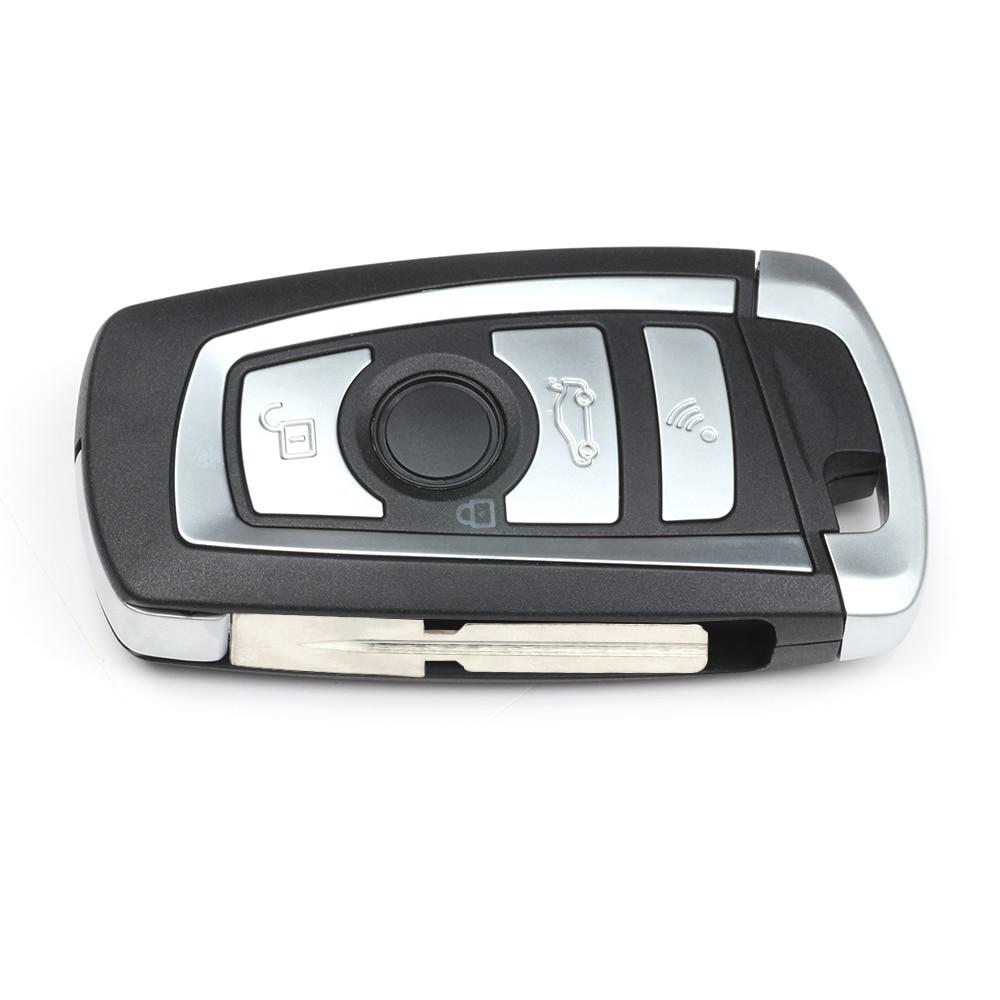 Image 3 - Keyecu EWS Modified Flip Remote Key 4 Button 315MHz/433MHz PCF7935AA ID44 Chip for BMW E38 E39 E46 M5 X3 X5 Z3 Z4 HU58 / HU92-in Car Key from Automobiles & Motorcycles