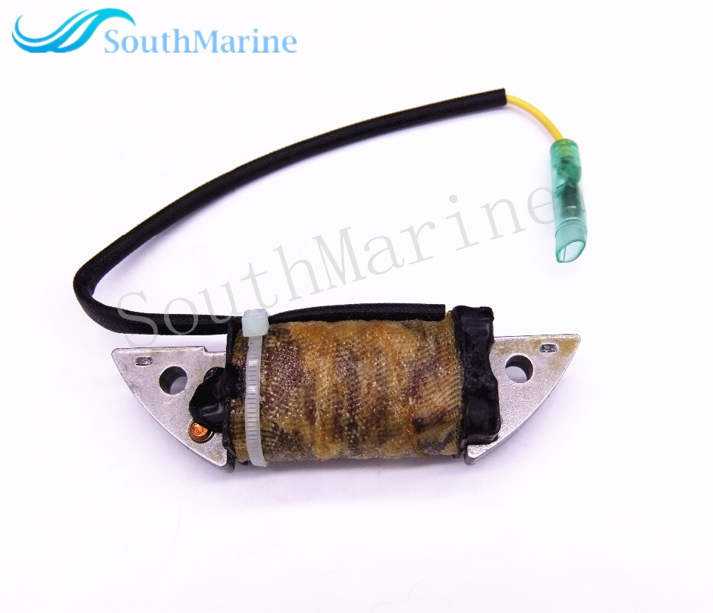 Boat <font><b>Motor</b></font> 2.5F-01.03.04.00 Charging Coil for Hidea 2-Stroke <font><b>2.5HP</b></font> 2.5F T2.5 <font><b>Outboard</b></font> Engine image