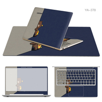 Free Cutting Laptop Stickers With Mouse Pad Skin For Lenovo Flex 10 Flex 14 Flex 2