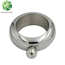 Jug Bracelet Hip Flask Portable Round Funnel Bangle Wine Bottle Whiskey Vodka Alcohol Drinkware Bracelet Jewelry Gift 3.5OZ(China)