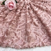 BEAUTIFICAL African lace fabric hot sell lace fabric french lace cheap price french for wedding 5 yards/lot JYN302