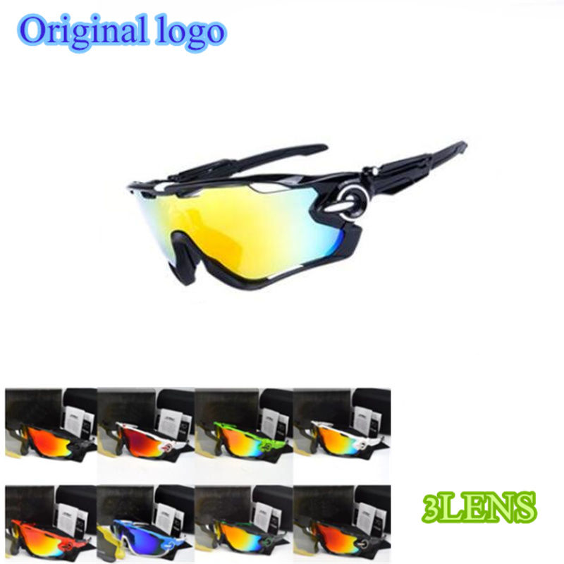 2018 JBR Polarized Cycling Glasses Mtb/Road Bicycle Sunglasses Women Bike Goggles Gafas Ciclismo for Men and Women