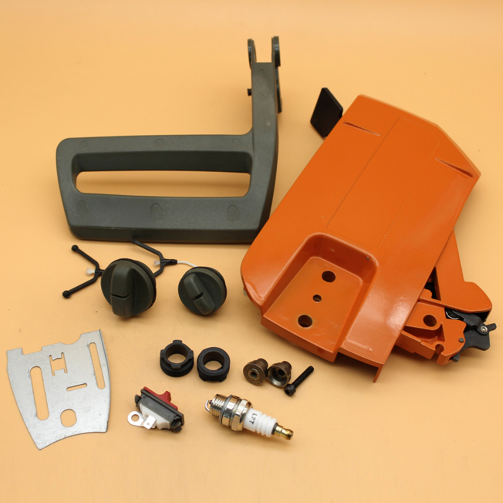 Cover 66 Handle Fuel Replacement Set 272 61 Husqvarna Clutch Gear XP 266 Oil Parts For Worm Chainsaw 268 Cap Plate Brake