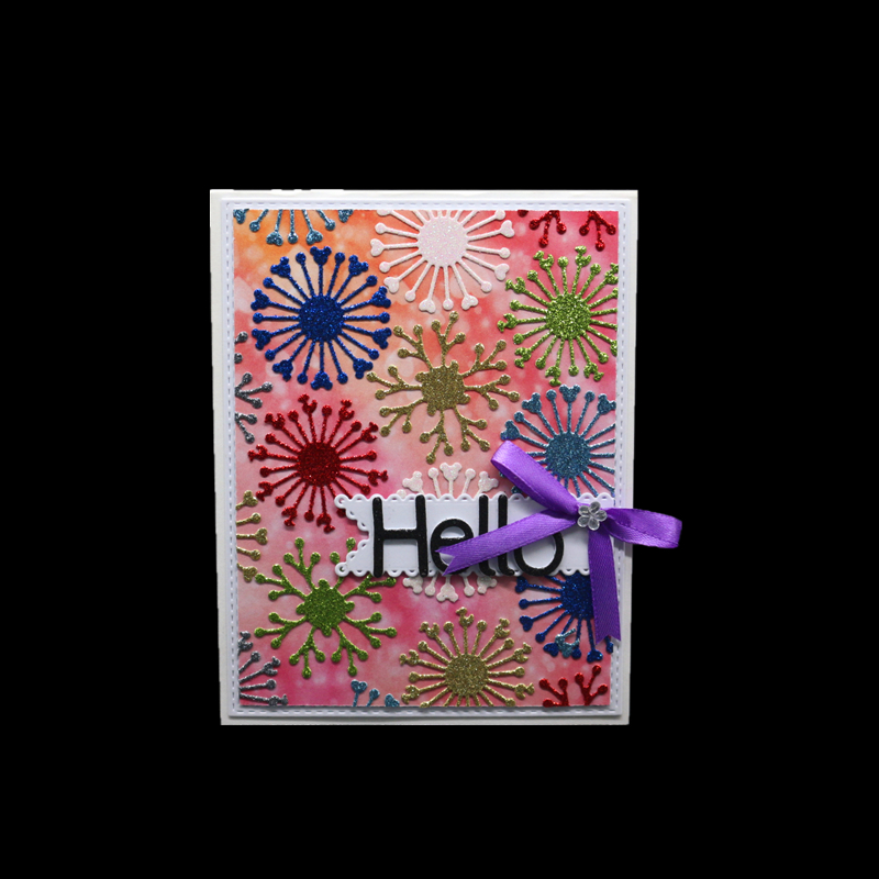 4pcs flower Metal Cutting Dies Stencil New 2019 Stencil for DIY Scrapbooking Craft dies Cut Decor Photo albulm Card decoration in Cutting Dies from Home Garden