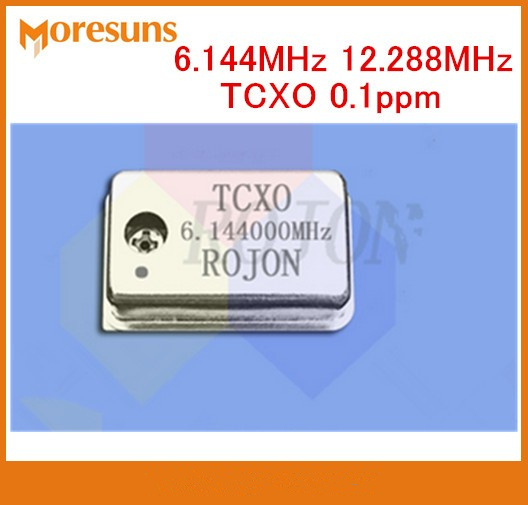 Fast Ship temperature-compensation crystal oscillator 2.4576MHz 6.144MHz <font><b>12.288MHz</b></font> 24.576MHz 49.152MHz 98.304MHz 0.1ppm TCXO image