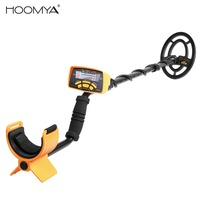 Underground Metal Detector MD6250 Professional Gold Digger Treasure Hunter MD6250 Detecting Equipment Pinpointer Waterproof Coil