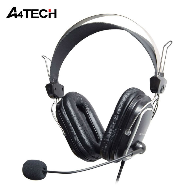 Gaming headset A4tech HS-50 with mic