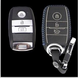 Хорошая! Особое ключ бумажник для KIA Pro Ceed - прочный натуральная кожа ключ чехол для Pro Ceed