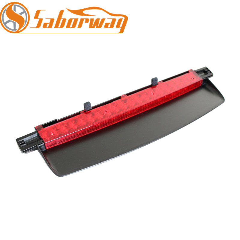 Saborway High brake light Third Stop Lamp For A-udi A6 S6 C6 4F Sedan 2005-2011 4F5945097 4F5 945 097 wooeight 4f5 945 096 d rear tail right light taillight assembly lamp housing without bulb for audi a6 a6 quattro sedan 2005 08