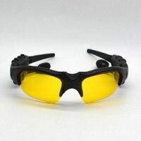 Visión nocturna manos libres de coche manos libres para coche con altavoz manos libres bluetooth kit de coche Montado gafas envío gratis