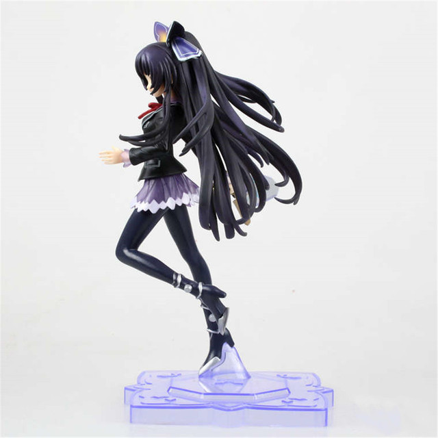 Date A Live Yatogami Tohka Anime Figure Uniform Ver. PVC Hot Toys For Children Figure Action Girl Figma Doll Kids Gift Model PM