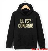 Штейнс ворота EL PSY congroo окабе rintarou пуловер с капюшоном пальто, свитер футболка