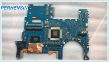 Oryginalny ASUS G752VM G752VML G752VS płyta główna i7 6700 CPU GTX 1070M 100 działa idealnie tanie tanio PERHENSIN APIRE CN (pochodzenie) Używane Samsung NONE