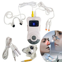 Laser bionase nose rhinitis sinusitis Laser Pulse Treatment Anti snore nose Clip Therapy Massage Allergy filter Pain Reliever