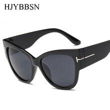 ФОТО 2018 cat eye tf sunglasses women brand designer vintage luxury sun glasses for women retro de sol feminino gafas sun glasses