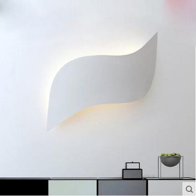Stunning moderna lampada da parete led corridoio luci scale per la decorazione camera dei - Luci per scale ...